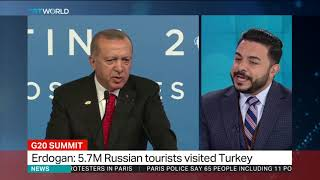 TRT World Analyst Ahmed Bedier on Erdogan