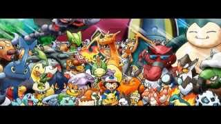 Pokemon Best Wishes Tribute (Movie 16 Opening)