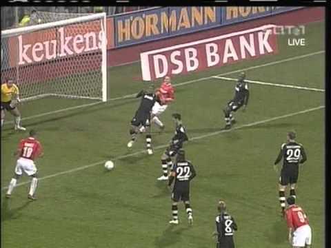 2007 (April 5) AZ Alkmaar (Holland) 0-Werder Bremen (Germany) 0 (UEFA Cup)