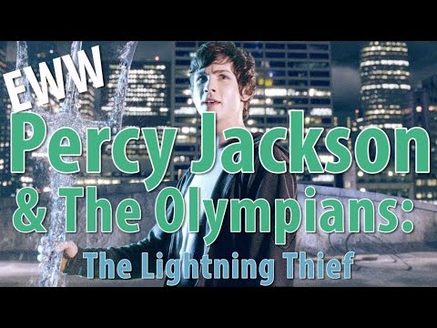 Everything Wrong With Percy Jackson & The Olympians The Lightning Thief