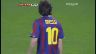 Messi's greatest goal ever?