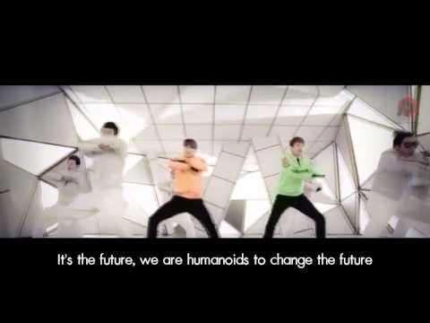 TVXQ vs. BoA - The Shadow Of Humanoids (MashUp)