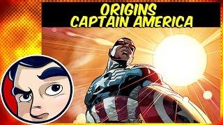 Captain America (Falcon) - Origins