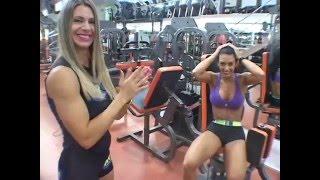 LOVE LEG DAY- Treino de Pernas com Graciella Carvalho