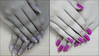Instant Hand Whitening Manicure at Home in Hindi - How to do Manicure at Home Easily