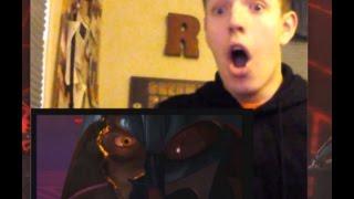 Star Wars Rebels 2x20 - Twilight of the Apprentice (Season Finale) REACTION!!!