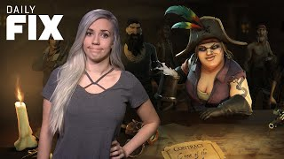 Microsoft Sued Over Sea of Thieves, Halo 5 Engine - IGN Daily Fix
