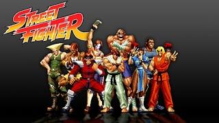 MUGEN - Street Fighter SNK Style Tournament
