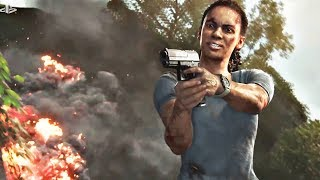 Uncharted the Lost Legacy Trailer   E3 2017