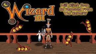 Wizard101 Theory - Is Glitch Gardening & Building Soon to be Removed from the Game?!