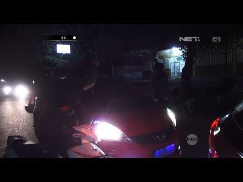 Disergap Saat di Jalan, Bandar Narkoba Ini Berdiam Diri di Mobil Enggan Buka Pintu - 86