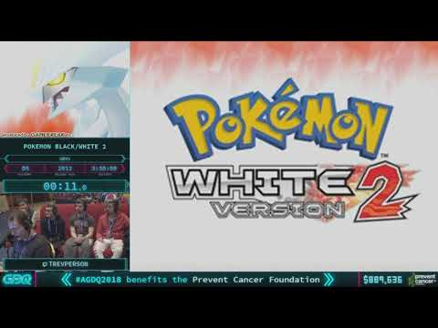 Xxx Mp4 Pokemon Black White Version 2 By TrevPerson In 3 27 03 AGDQ 2018 3gp Sex