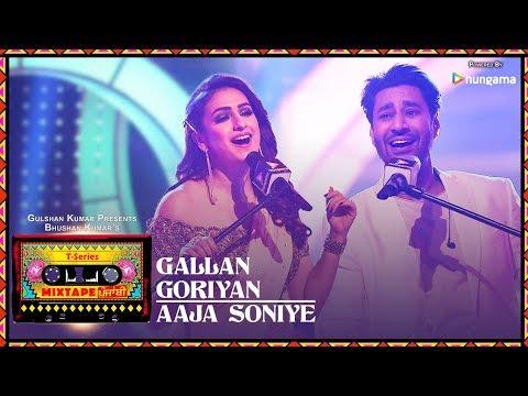 T-Series Mixtape Punjabi: Gallan Goriyan/Aaja Soniye | Harbhajan Mann Akriti Kakar | Bhushan Kumar