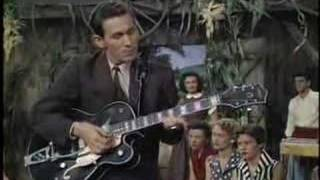 Dark Eyes - by Chet Atkins - Country Hillbilly Gutar