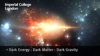 Dark Energy : Dark Matter : Dark Gravity