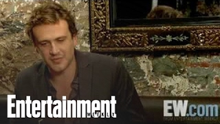 Jason Segel Talks About Filming Nude Scenes (Part 1)   Entertainment Weekly