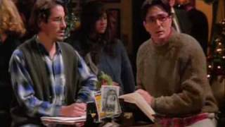 FRIENDS the funniest moments Christmas season 1