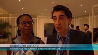 La 4è édition du Forum de recrutement ''AfricTalents'' ouverte à Abidjan