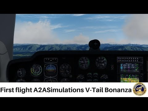 Xxx Mp4 First Flight In The Magnificent A2A Simulations Accu Sim V35B Bonanza V Tail In P3Dv4 3 HD 3gp Sex