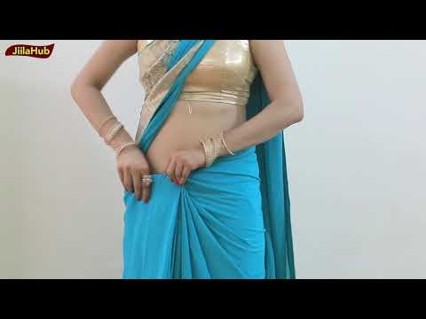Xxx Mp4 Watch How To Wear Saree Best Way To Pleats Pin Sari Blouse 3gp Sex