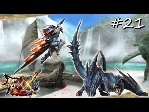 Xxx Mp4 Let S Play Monster Hunter XX 21 Village★8 Nargacuga Brave Greatsword 3gp Sex