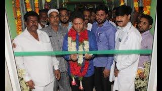Kausar Mohiuddin inaugurates 24-beaded Female Ward at Area Hospital Golconda