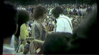 Long Lost MC5 Footage! Democratic National Convention Riots - Chicago 1968