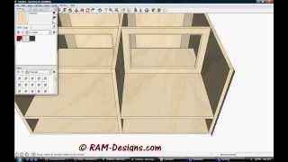 RAM Designs: Audiopipe TXX Quad 15