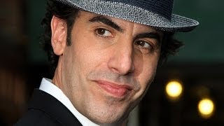Sacha Baron Cohen Working On 'The Lesbian'
