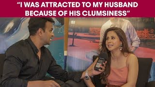 """Urmila Matondkar says """"I was attracted to my husband because of his clumsiness"""""""