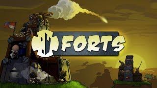 FORTS - Le défi du mortier