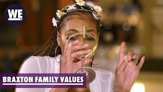 Will Vincent's Birthday Be Wanda-Free? | Braxton Family Values | WE tv