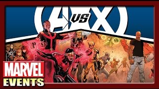 Avengers vs X-Men Ep.2 : ก้าวสู่ศึกครั้งสุดท้าย Dark Phoenix ผงาด !! [Marvel Events]