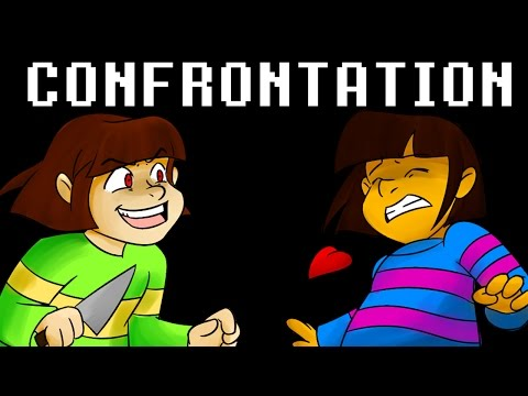 Xxx Mp4 Undertale Confrontation Frisk Chara Vocal Cover Thank You For 25k Subs 3gp Sex