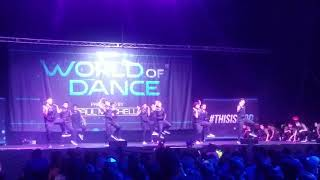 Riot Squad | World of Dance Houston 2017 #WODHTOWN17