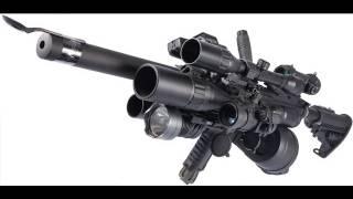 "EvikeTV - The Evike Custom ""Optic Thunder""  M4"