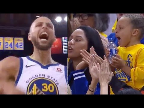 Xxx Mp4 Steph Curry SCOLDED By HIS MOM For Dropping F Bombs During Game 3gp Sex