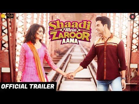 Shaadi Mein Zaroor Aana | Official Trailer | 10th November | Rajkummar Rao | Kriti Kharbanda