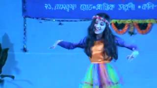 I'm Alive By Celine Dion Dance by Rajnandini Pal (at Auro Cinema Hall).