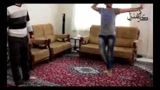 Kar Dar Manzel 11- A.D - آموزش رقص آذری