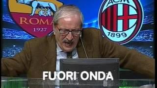 Diretta Stadio 7Gold Roma Milan 1-1 Pareggio inutile per entrambi.