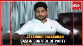 Sasikala's Nephew Says Aunt Still In Control Of Party, Would Make Big Comeback