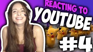 Sweet Anita Tourettes - YouTube Reactions #4