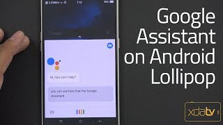 How to Get the Google Assistant on Android 5 Lollipop (no Root)