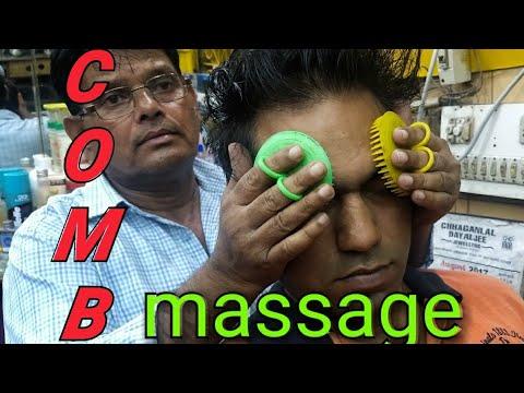 Xxx Mp4 Intense Asmr Comb Head Massage By Old School Barber 3gp Sex