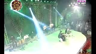 Aao to kabhi by Attaullah Khan Esakhelvi live with Natasha Hussain in Eid Show