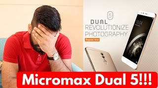 Micromax Dual 5 - The Hidden Truth!!! - Sab Copy hai ☹️