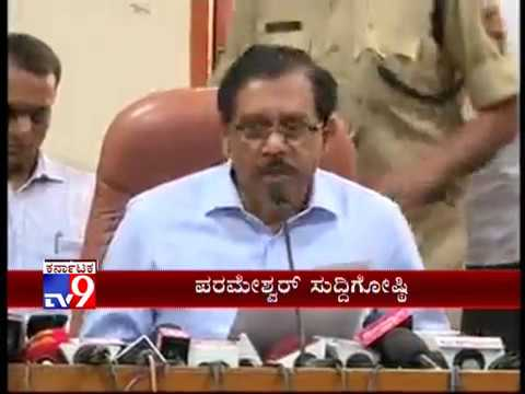 Bangalore Mass Molestation: Home Minister Holds Press Meet, Says B'luru is Safe for Women