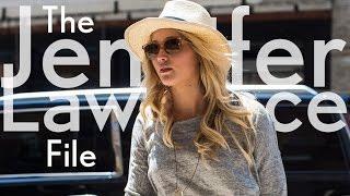 The Jennifer Lawrence File
