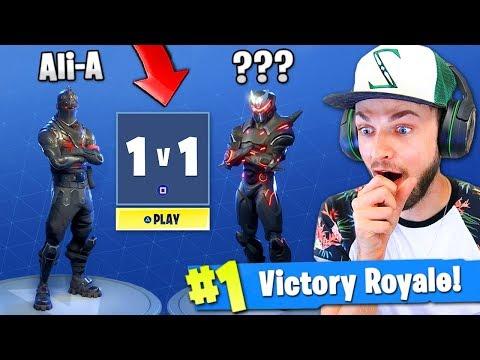 The 1v1 you ve ALL been WAITING FOR Fortnite Battle Royale